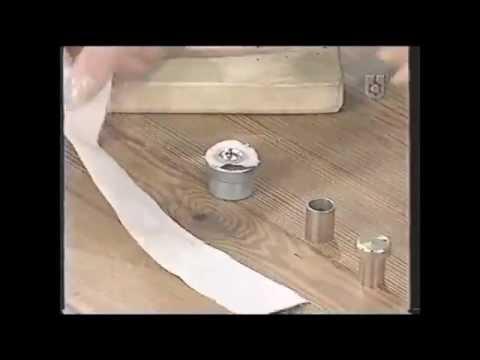 Puntos y Puntadas 481. Punto hilván,  forrar un botón con máquina,  uso del pie fruncidor, etc.