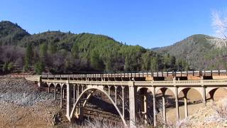 2014 Drought - Shasta Lake Relics Uncovered