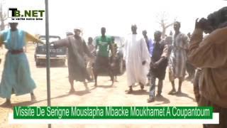 Visite De Serigne Moustapha Moukhamet  A Coupantoum TEMP FORT