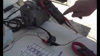 getlinkyoutube.com-Reducción de velocidad de motor de lavadora de escobillas, con un dimer comercial