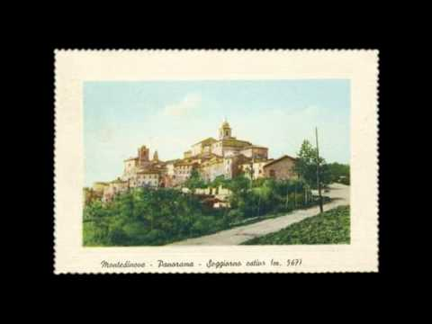 Album antiche cartoline di Montedinove (AP)