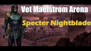 getlinkyoutube.com-Dungeon Diving - Specter Nightblade -  Full Veteran Maelstrom Arena Playthrough
