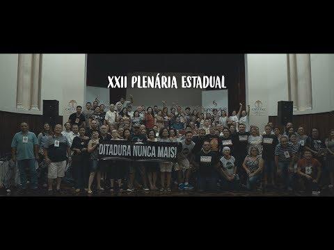 XXII Plenária Estadual do Sindijus-PR