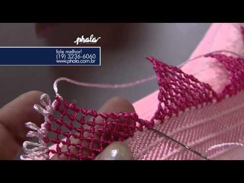 Mulher.com 14/08/2013 Valquiria Campanelli - Acabamento de Renda Frape P 2/2
