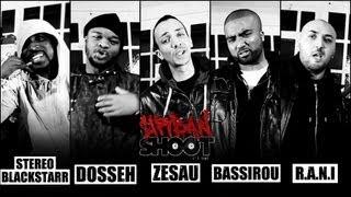 Urban Shoot #16 - Dosseh, Bassirou, Zesau, Rani, Stereo Blackstarr