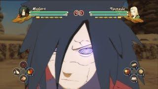 Naruto Shippuden Ultimate Ninja Storm 3 - ALL JUTSUS
