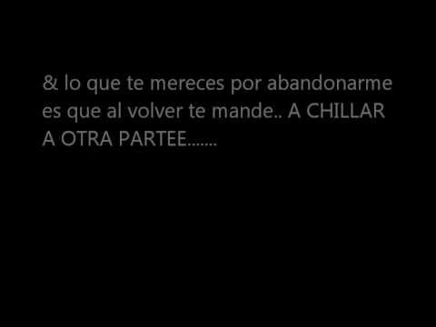 Alejandra Orozco '' A chillar a otra parte'' (letra)