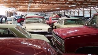 getlinkyoutube.com-Country Classic Cars Tour - Part One - Hot Rod Muscle Car Project Cars Vintage Classics