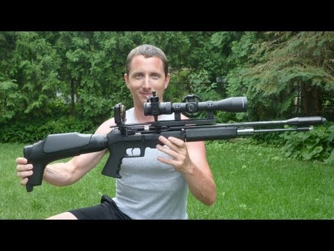 FX Revolution - Part 1 (Mechanics) Semi-Automatic Air Rifle