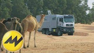 getlinkyoutube.com-Offroad-Wohnmobil von Action Mobil: Dieser MAN ist wie gemacht für die Wüste