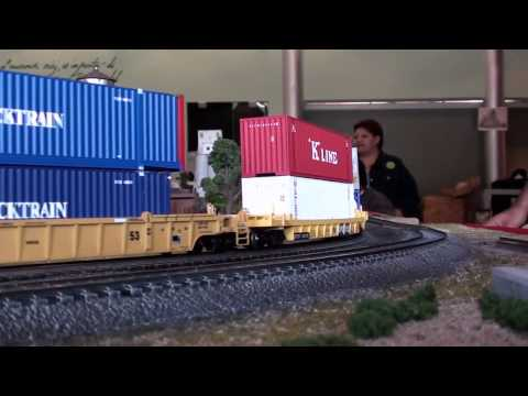La Revolucion sobre Rieles - Trenes Intermodal y Mixto en la modular