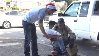 Christmas for the Homeless! (Inspirational Charity)