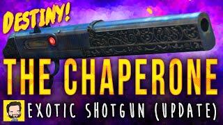getlinkyoutube.com-The Chaperone Exotic Shotgun Update | Gameplay Review | Destiny (The Taken King)
