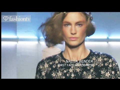 First Face - Countdown New York - Top 10 Models at Fall/Winter 2012/13 Fashion Week | FashionTV