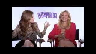 getlinkyoutube.com-'Pitch Perfect' Cast - Funny Moments