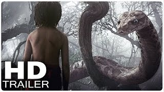 getlinkyoutube.com-The Jungle Book Trailer 2016 Disney