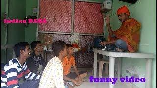 Indian BaBA With Bhakt Bakwas Band Kar