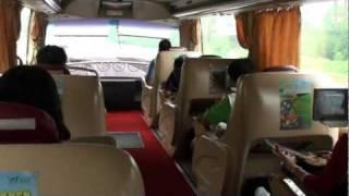 getlinkyoutube.com-Kuala lumpur to singapore luxury bus ride