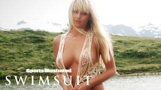 getlinkyoutube.com-Genevieve Morton Takes It Off, Kate Bock Gets Romantic In Switzerland | Sports Illustrated Swimsuit
