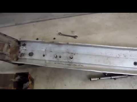 Ремонт или усовершенствование бампера для  Ваз 2104