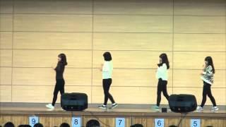 2014 자양중 3학년 작은음악회 : 9반 Luv/기대해