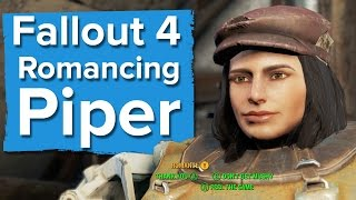 getlinkyoutube.com-Fallout 4 - What happens when you romance a companion? (new gameplay)