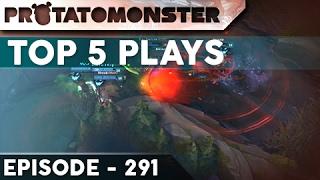 Top 5 Plays Week 291