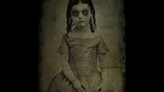 Victorian Era Creepy old Post-Mortem pictures IV .