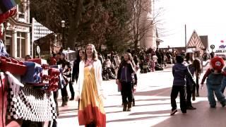 Newmarket Santa Claus Parade 2014