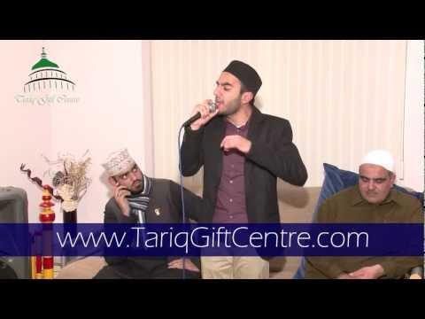 Milad Raza Qadri - Mehfil-e-Naat [Bradford] 2013