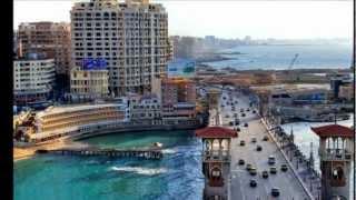 ALEXANDRIA اروع مناظر بالاسكندرية