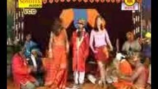 getlinkyoutube.com-Ankhiya Bhaile Lal-Bhojpuri Holi Muqabla -1