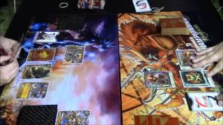 Future Card Buddy Fight Armor Knights vs Skull Warriors!