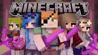 getlinkyoutube.com-If Girls Ruled Minecraft
