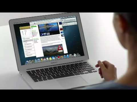 Newsit Tech Apple Mac OS X Mountain Lion - Tour