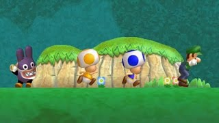 getlinkyoutube.com-New Super Luigi U 100% Walkthrough Part 1 - Intro + World 1 (1-1,1-2, 1-3, 1-T, 1-4, 1-5, 1-C & 1-S)