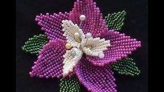 getlinkyoutube.com-Листочек в технике мозаичного плетения. Мастер-класс