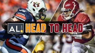 getlinkyoutube.com-Head To Head: Auburn vs. Alabama 2016 prediction show