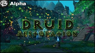 getlinkyoutube.com-Restoration Druid - Artifact Quest and Class Hall