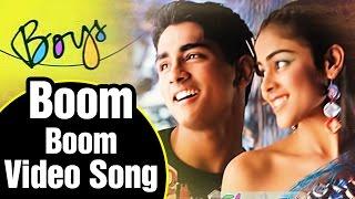 Boom Boom Song Lyrics - Boys Tamil Movie   Siddharth   Adnan Sami   AR Rahman   Shankar