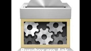 Como instalar busybox en android 2016