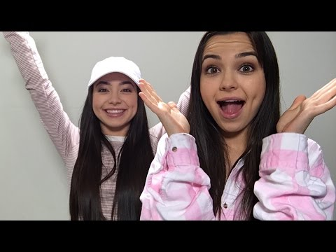Live: Rhyming Song Announcement! - Merrell Twins