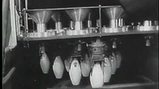 Bowling's Electric Brain (1946) - the world's first automatic pinsetter