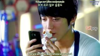 getlinkyoutube.com-So Give Me A Smile – M Signal (Sub Español - Hangul - Roma) [Heartstring OST]