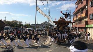 getlinkyoutube.com-平成27年 信太・幸だんじり祭り 最終日 上代町編 2015/10/12(月)