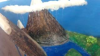 getlinkyoutube.com-Maqueta del ciclo del agua, Real.!!