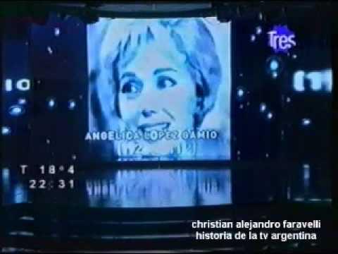 HISTORIA DE LA TV ARGENTINA: GRANDES ARTISTAS FALLECIDOS ENTRE 2011 Y 2012 / MARTÍN FIERRO / 2012