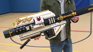 getlinkyoutube.com-LEGO Gjallarhorn - Destiny