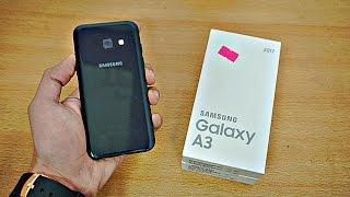 getlinkyoutube.com-Samsung Galaxy A3 (2017) - Unboxing & First Look! (4K)