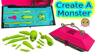 getlinkyoutube.com-Create A Monster High Doll Design Lab Maker with Water Chamber Machine - Video